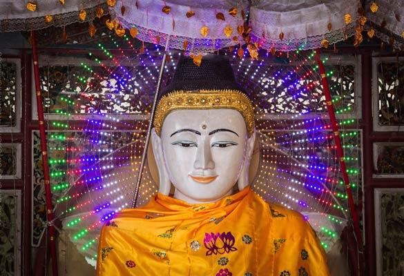 Templo Shwedagon Pagoda